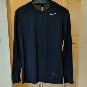 Men's long sleeve Nike Pro Shirt